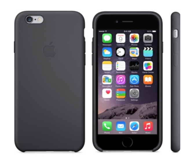 1a985eb8db39 Apple debuts new leather and silicon cases for iPhone 6 · Cody Lee on  September 9
