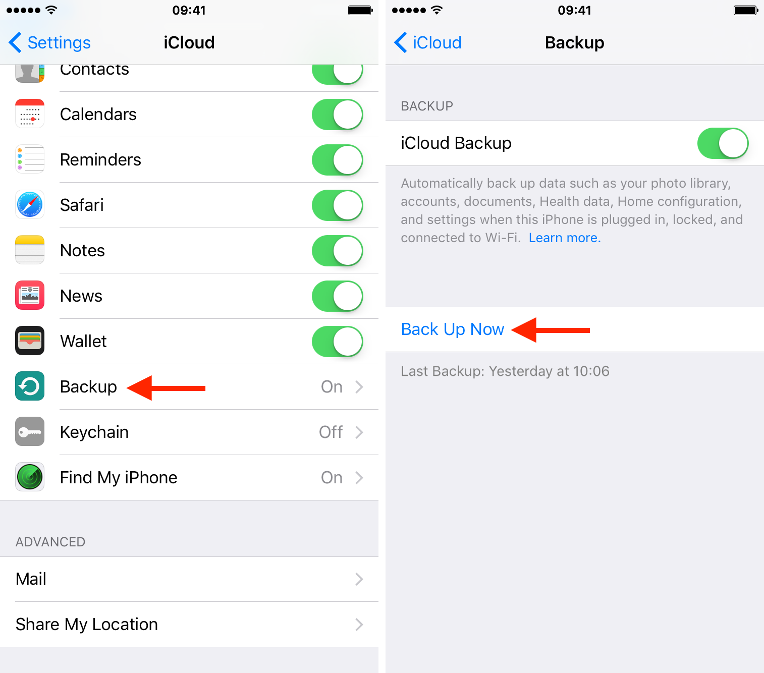 how to backup iphone contacts to icloud how to setup a new iphone from an icloud backup 9451