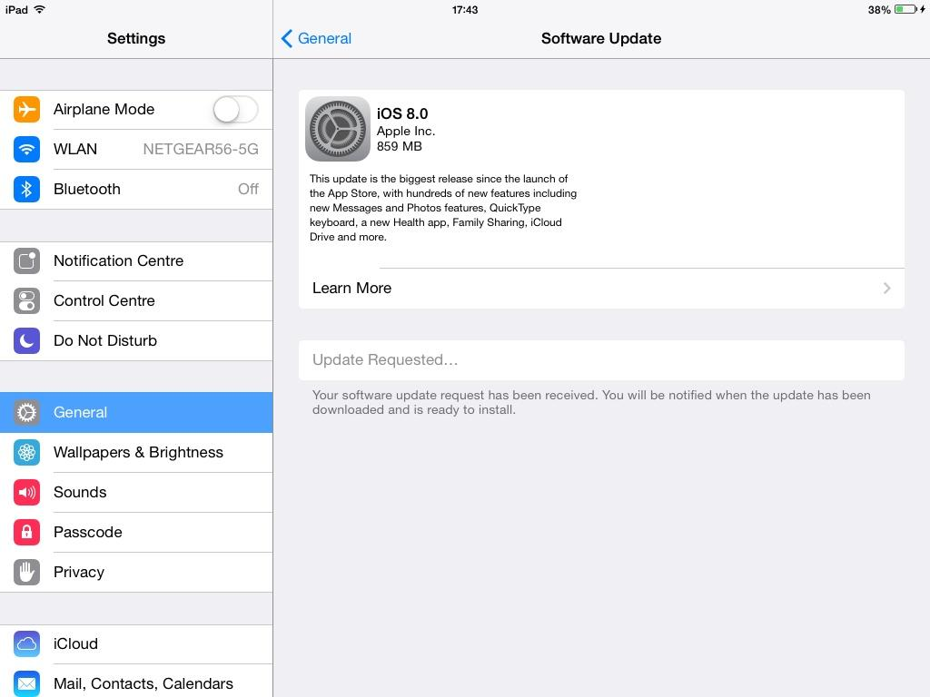 iOS-8-update-requested