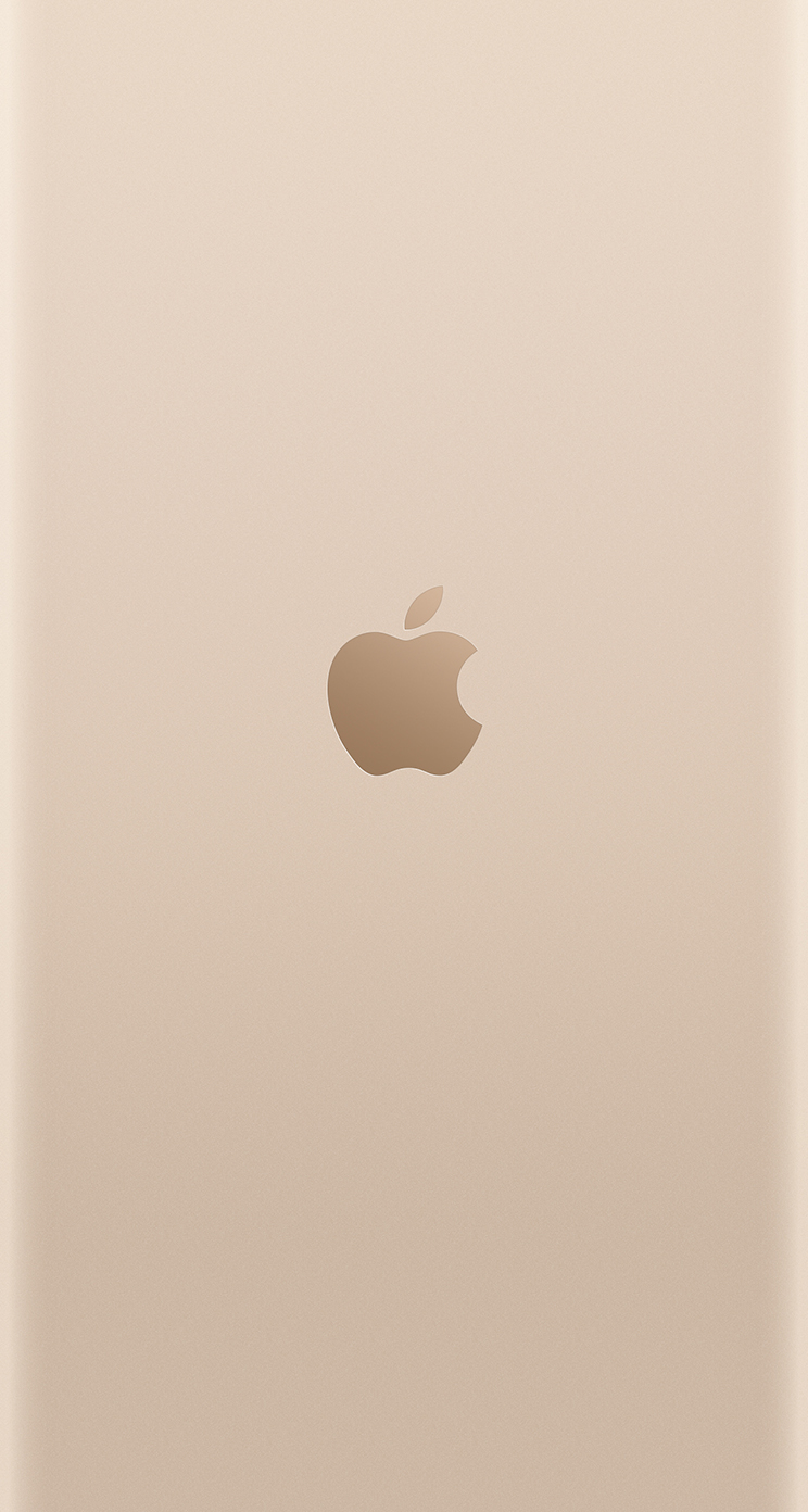 iphone wallpaper gold apple logo wallpapers for iphone 6 12464