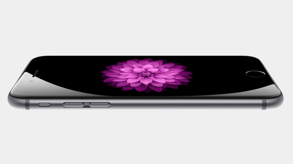 iPhone 6 continuous design