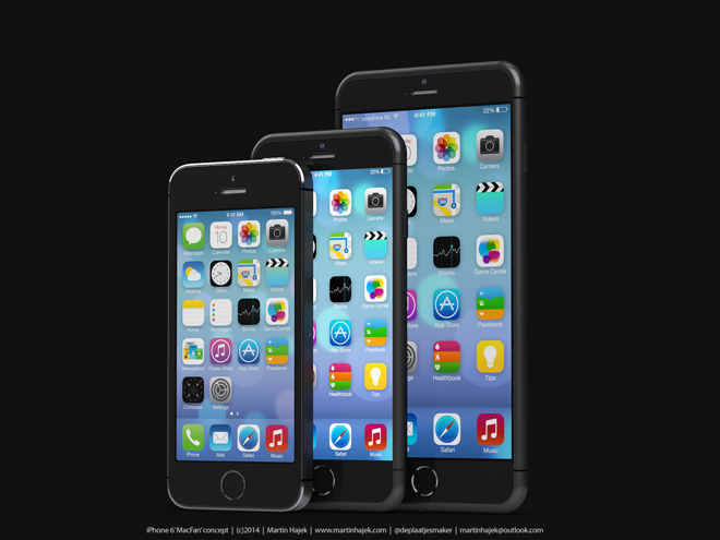 iPhone 6 (lineup, Martin Hajek 001)