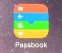 iPhone 6 passbook icon