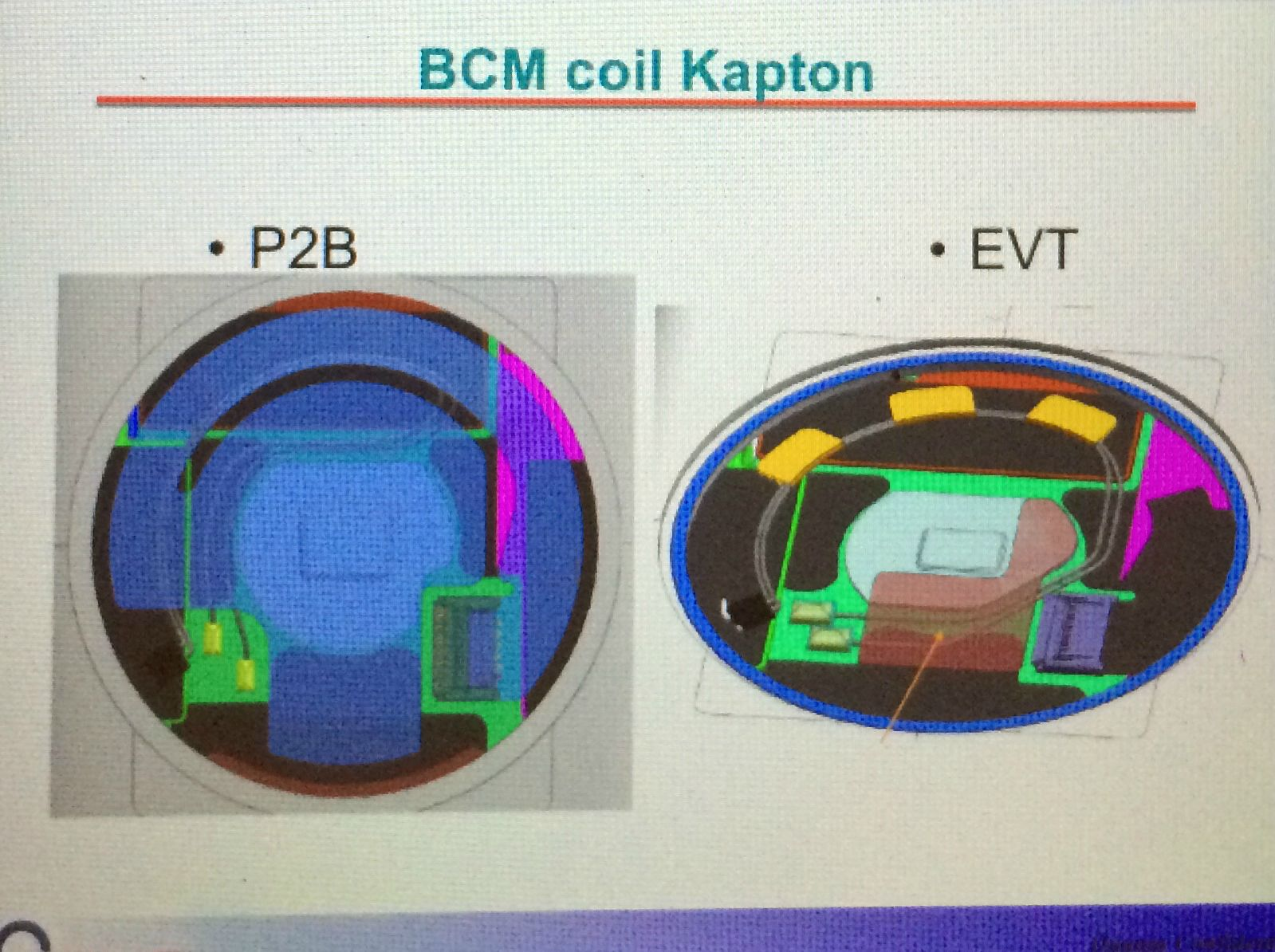 iWatch parts (BCM coil 001)