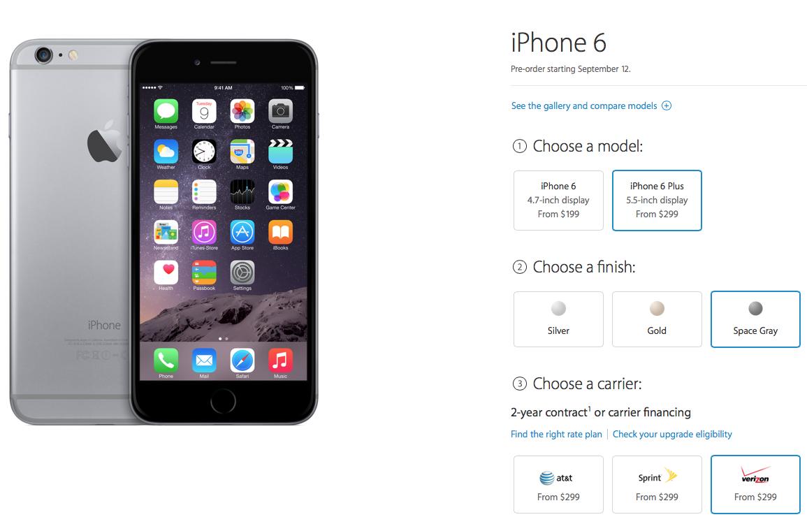 iphone 6 order 2