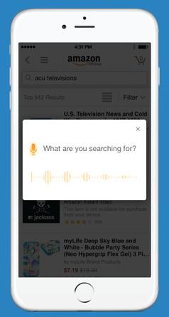 Amazon App 4.3 for iOS (iPhone screenshots 001)