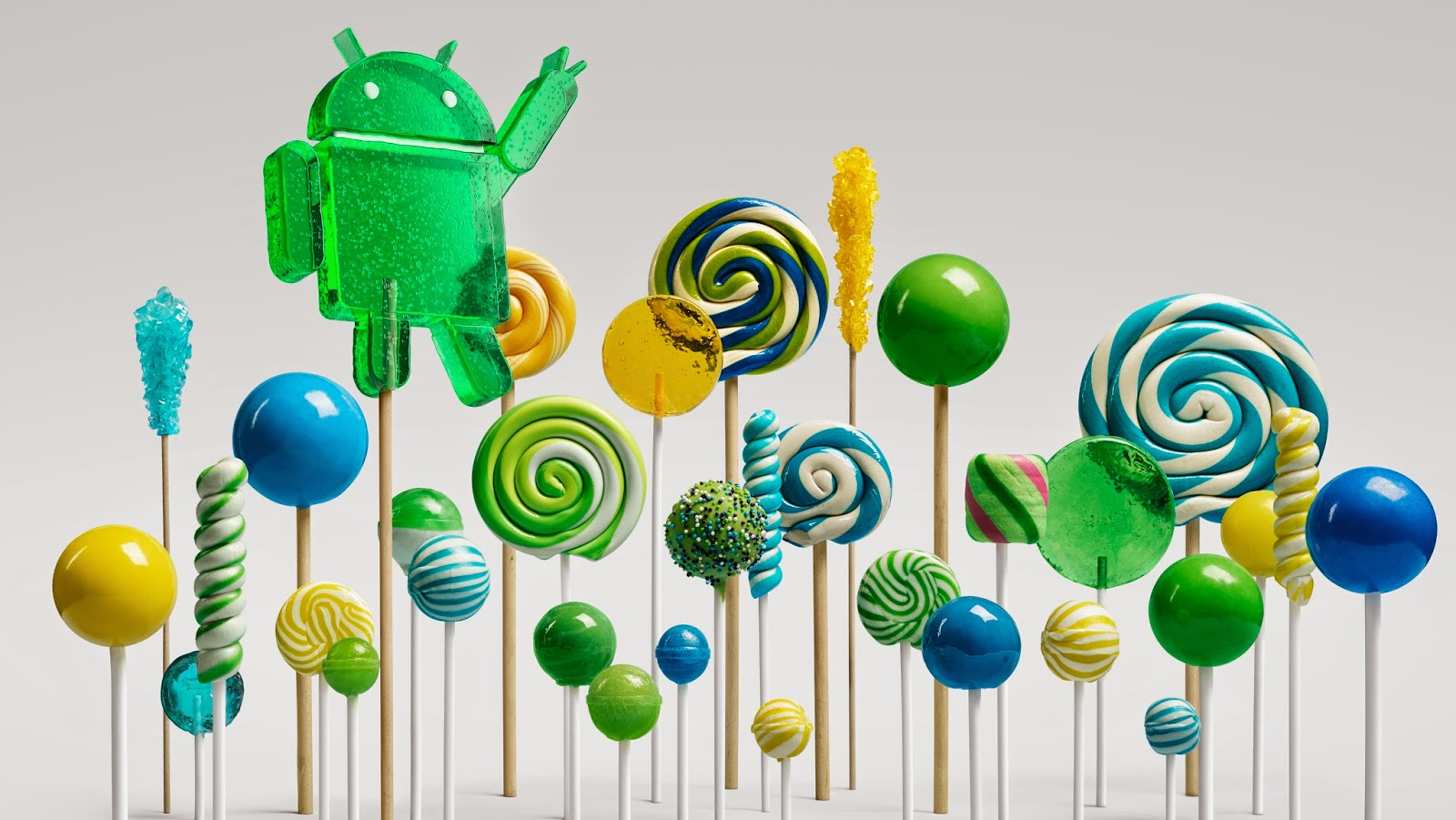 Android Lollipop (Forest teaser 001)