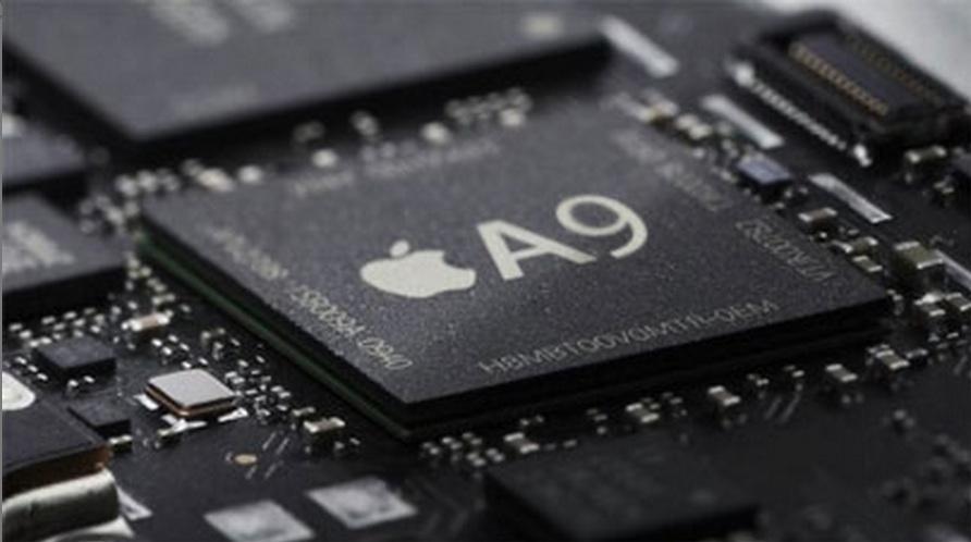 Apple A9 (mockup 002)