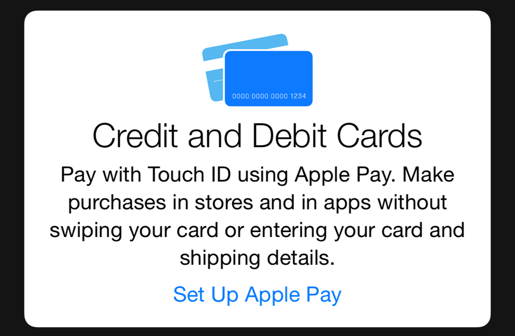 Apple Pay Featured