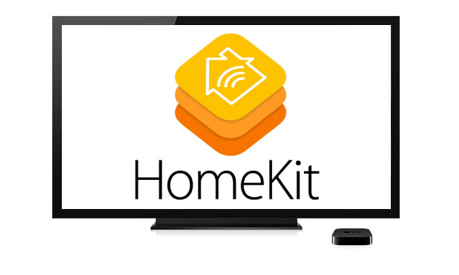 Apple TV (HomeKit mockup)