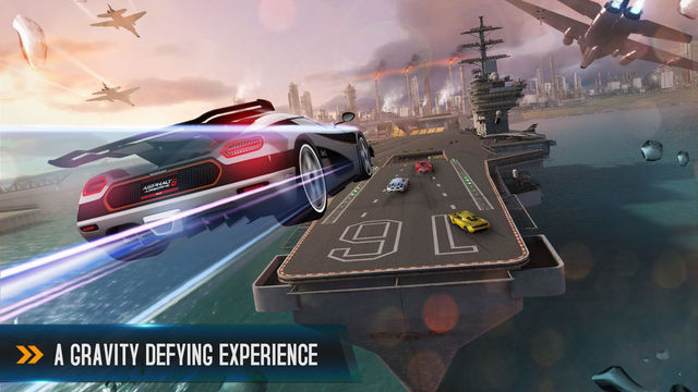 Asphalt 8 Airborne 1.6.2 for iOS (iPhone screenshot 001)