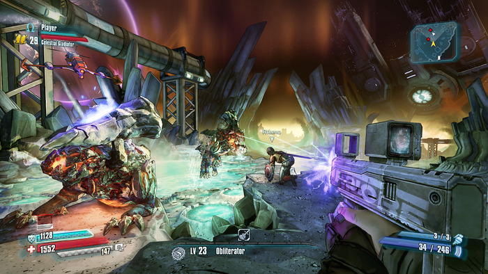 Borderlands - The Pre-Sequel for Mac (screenshot 002)