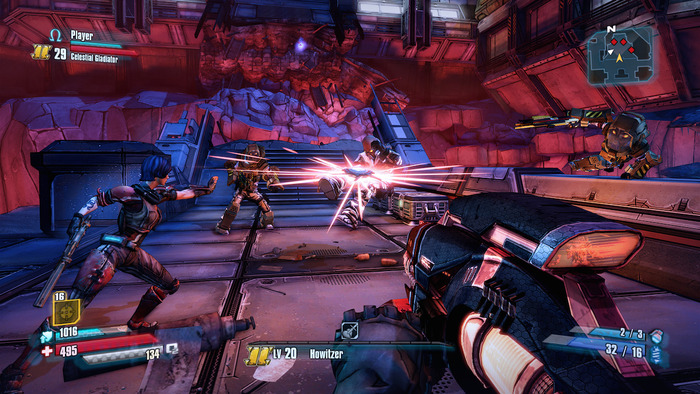 Borderlands - The Pre-Sequel for Mac (screenshot 005)