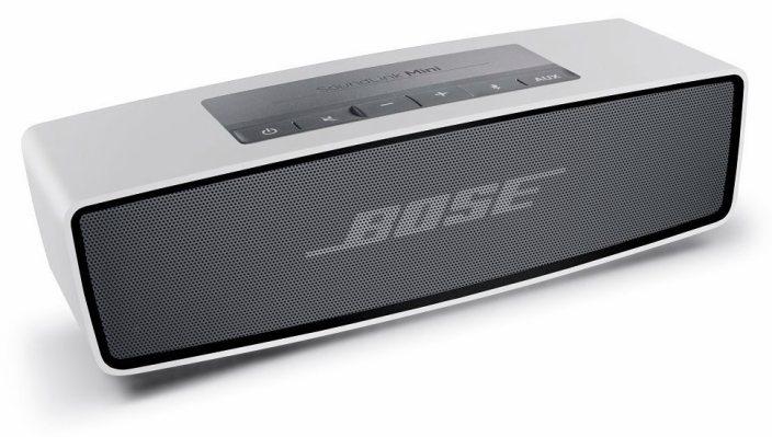 Bose (speaker 001)