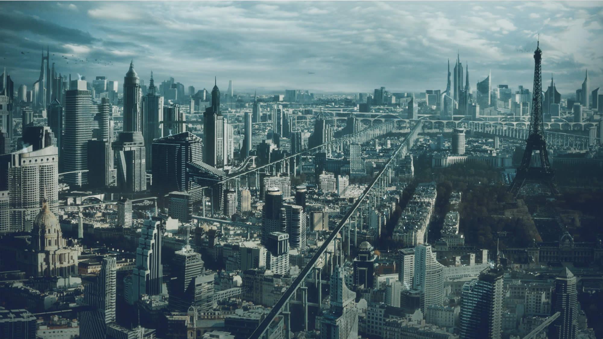 Civilization - Beyond Earth (teaser 001)