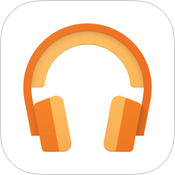 Google Play Music 1.5.3184 for iOS (app icon, small)