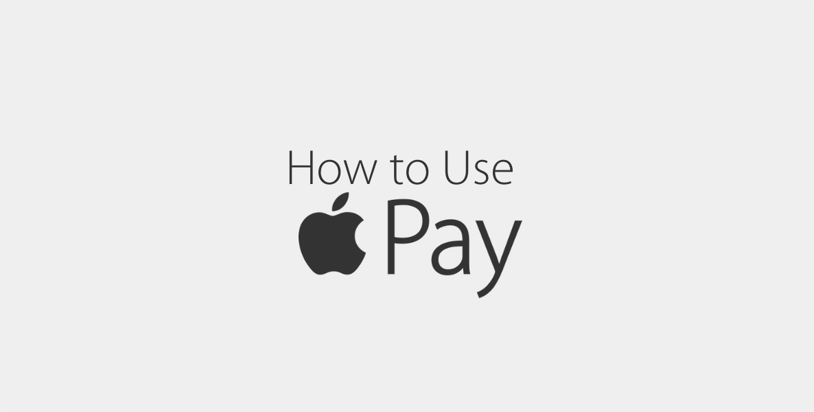 How to Use Apple Pay Hero