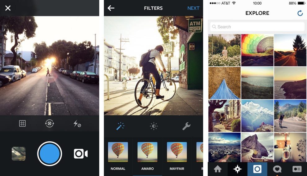 Instagram 6.1.3 for iOS (iPHone screenshot 001)