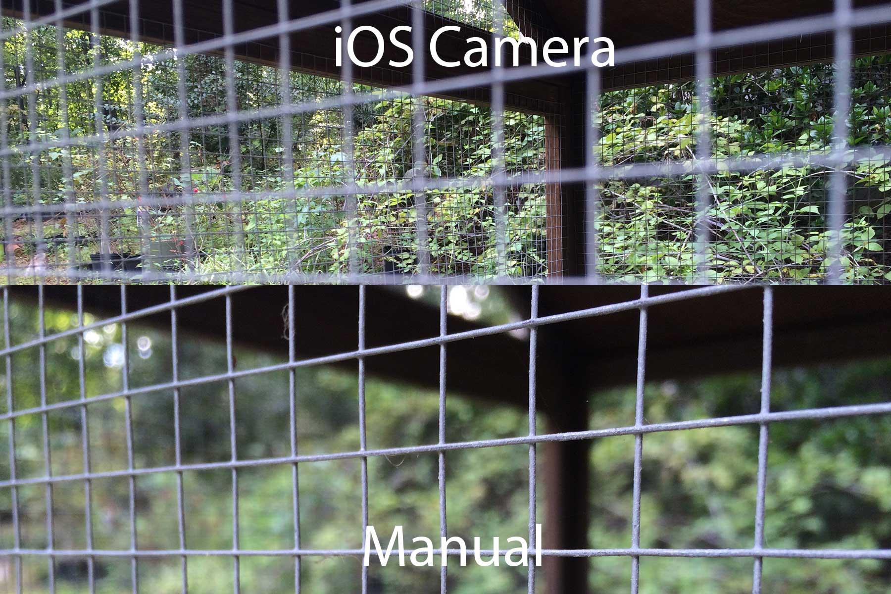Manual-focus-wire