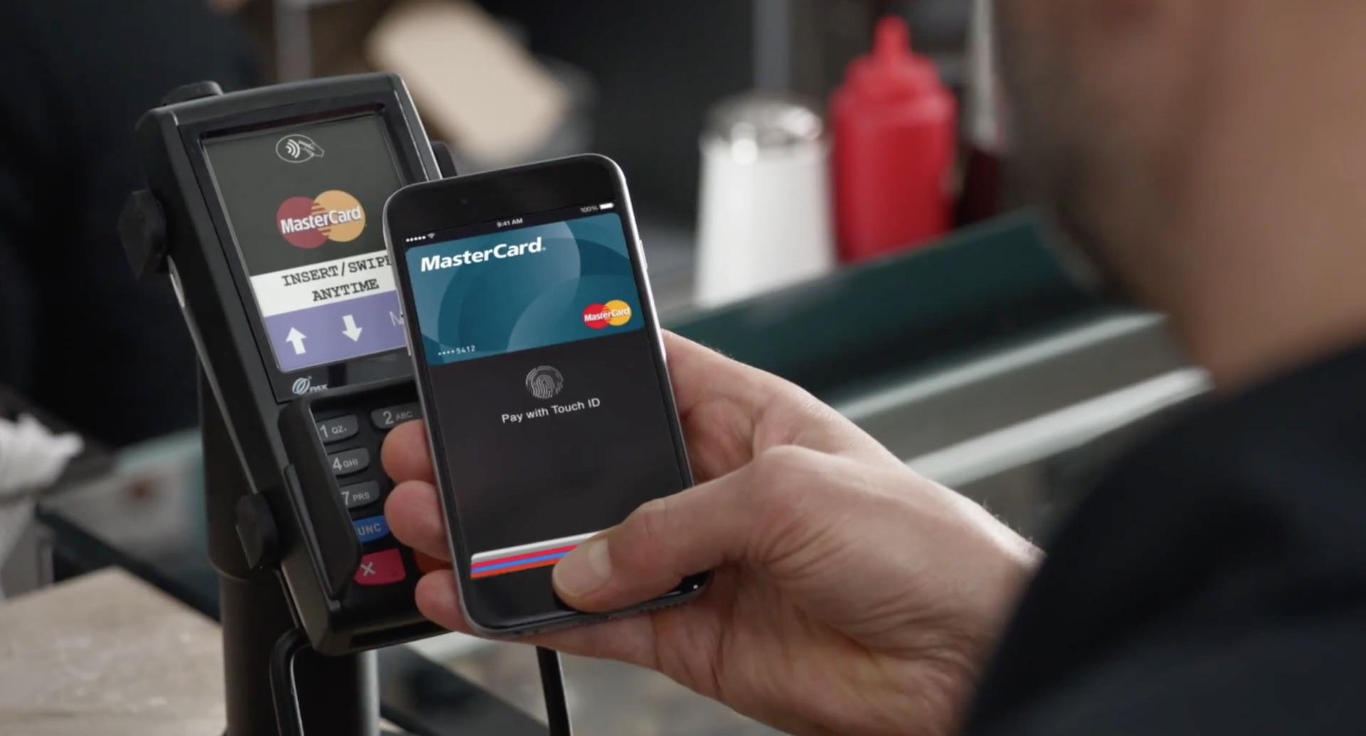 MasterCard (Apple Pay ads 001)