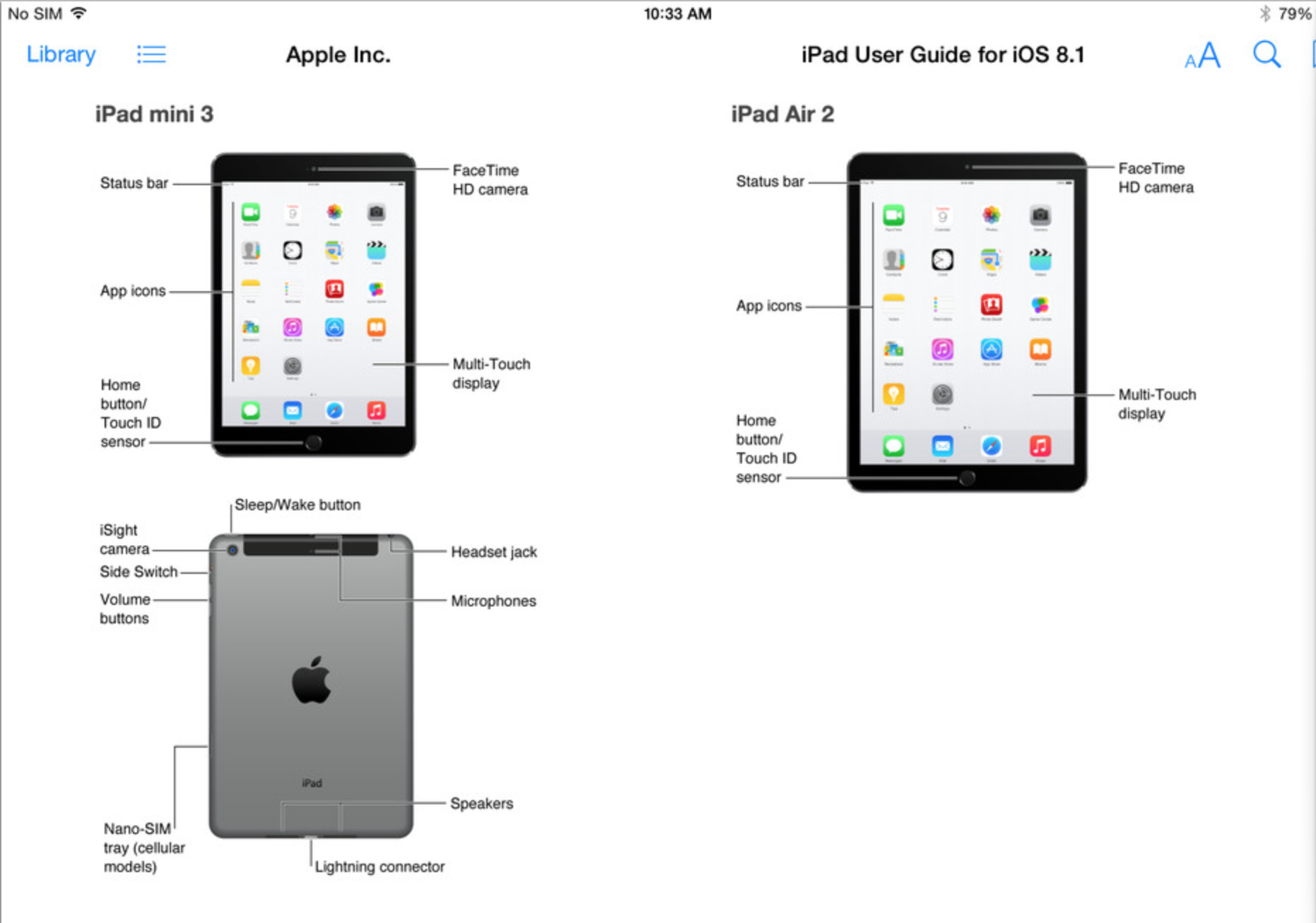 New iPads leaked on iTunes Store