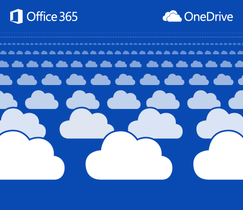 Office 365 unlimitred OneDrive storage