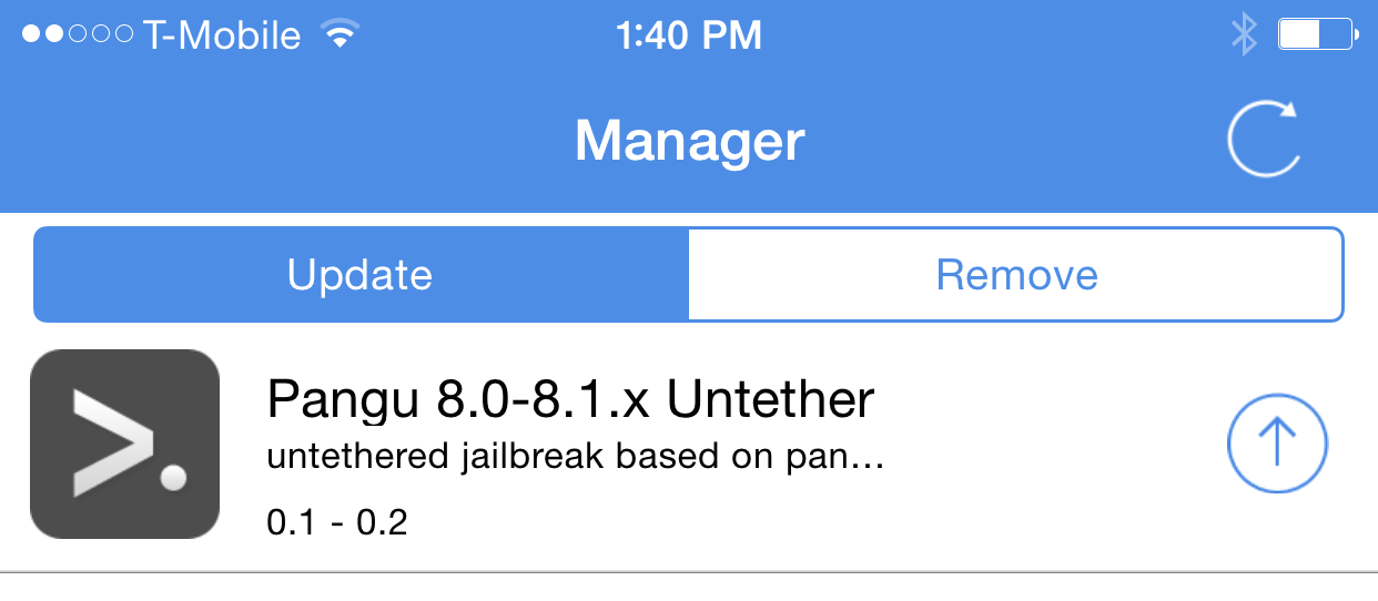 Pangu 0.2 Untether update