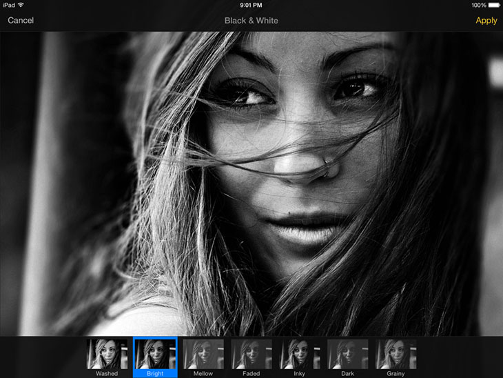 Pixelmator for iOS 1.0 (iPad screenshot 001)