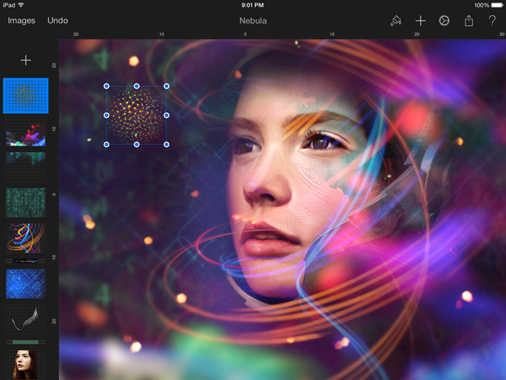 Pixelmator for iOS 1.0 (iPad screenshot 010)