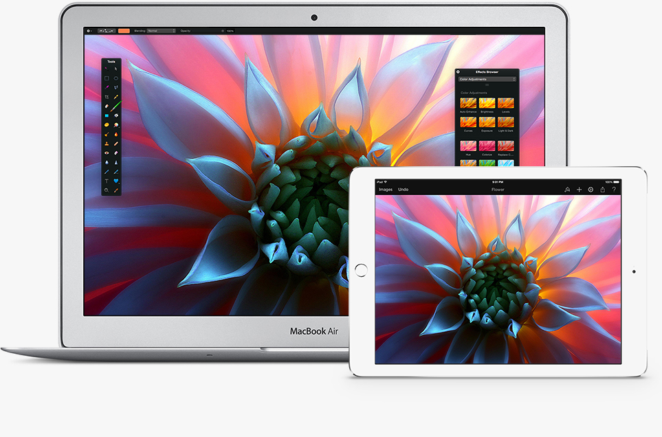 Pixelmator for iOS 1.0 (teaser 001)
