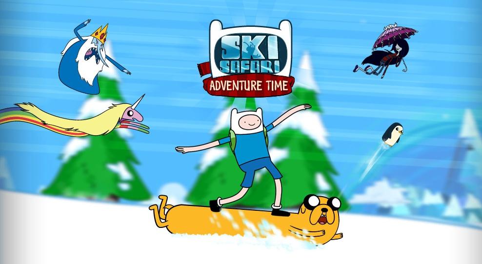 Ski Safari (teaser 001)