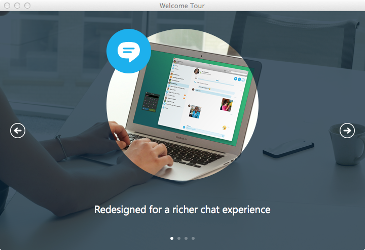 Skype for Mac 7.0 (screenshot 004)