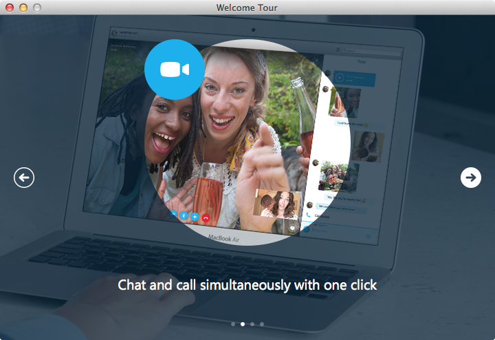Skype for Mac 7.0 (screenshot 005)