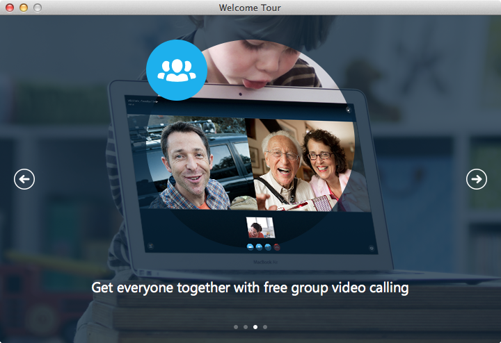 Skype for Mac 7.0 (screenshot 006)
