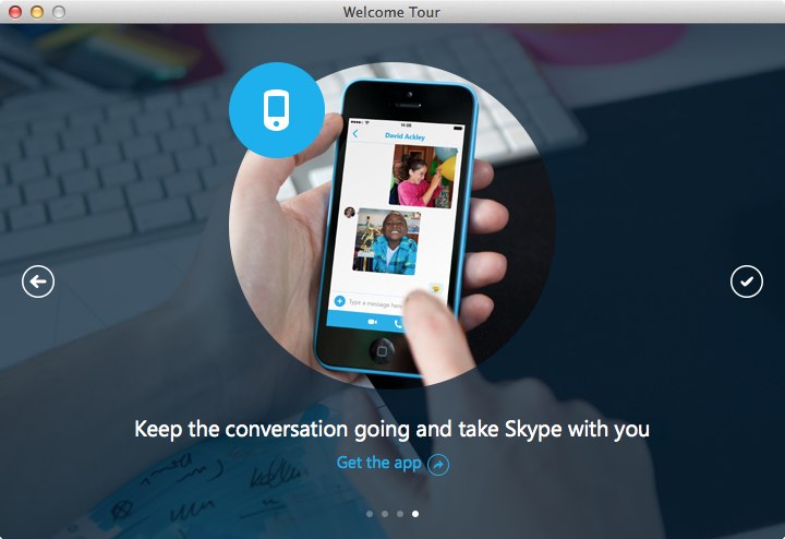 Skype for Mac 7.0 (screenshot 007)