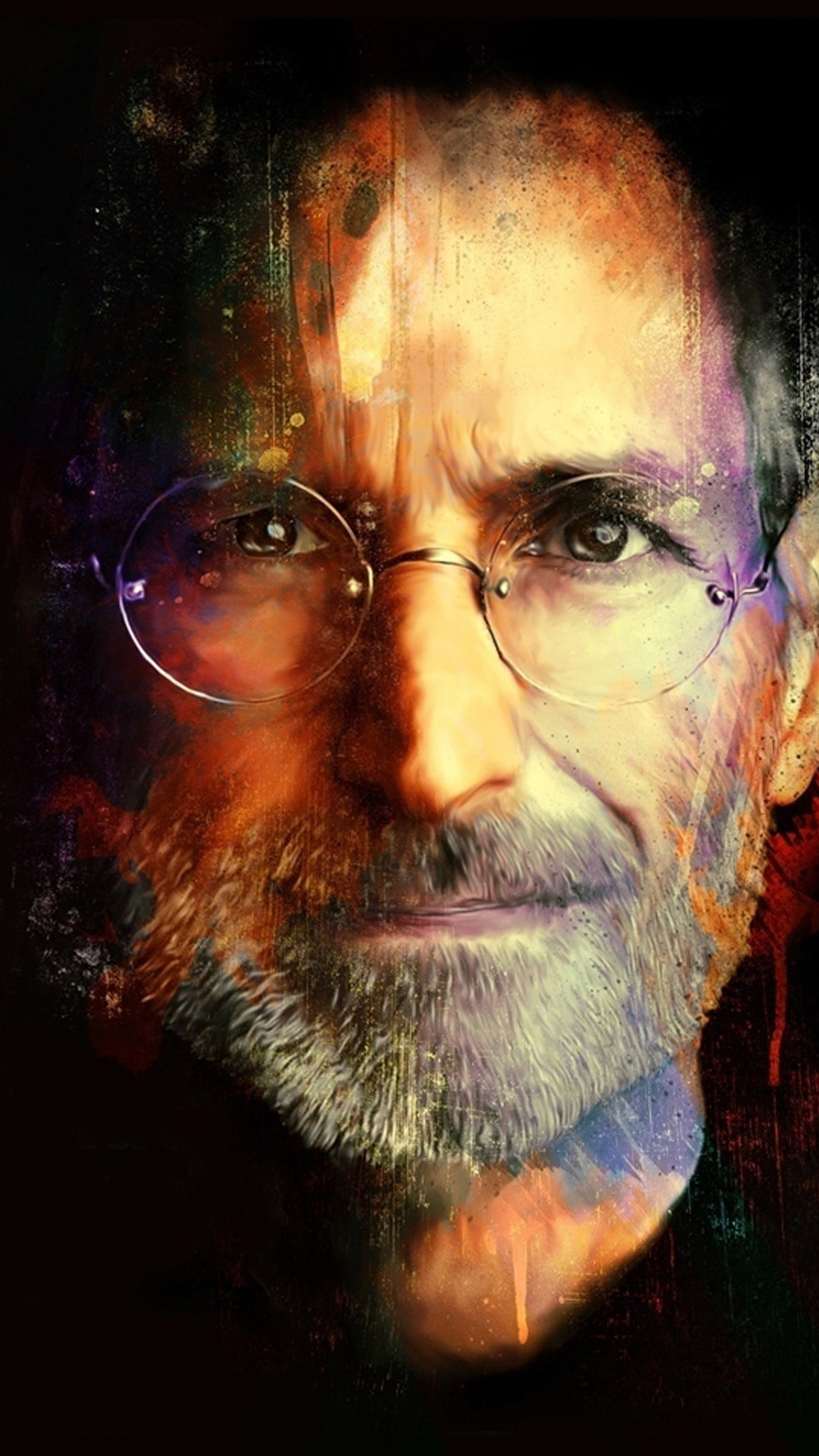 Steve jobs tribute wallpapers for iphone 6 and iphone 6 plus - Steve jobs wallpaper download ...