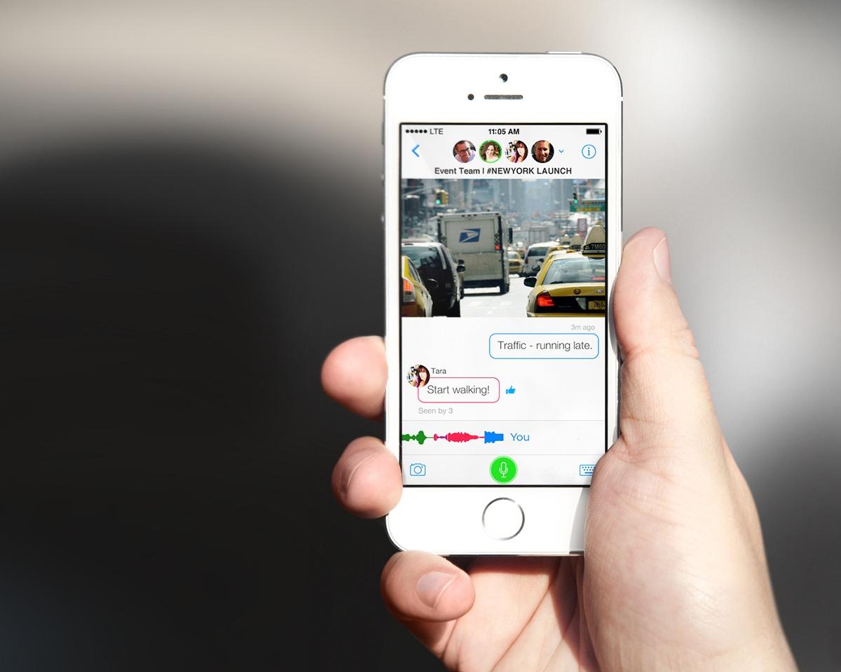 Talko 1.0 for iOS (teaser 001)