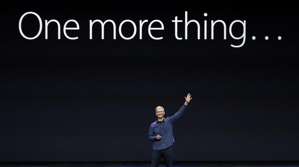 Tim Cook (One More Thing 001)