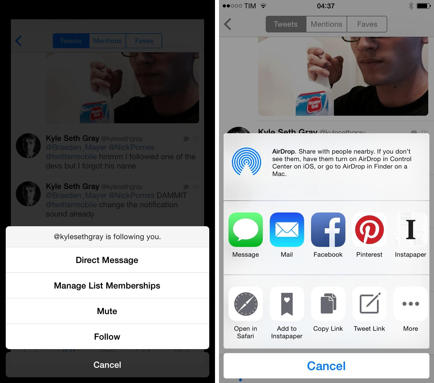 Tweetbot 3.5 para iOS (captura de pantalla 002 de iPhone)