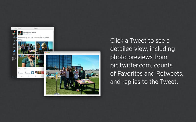 Twitter 3.1 for Mac (screenshot 003)