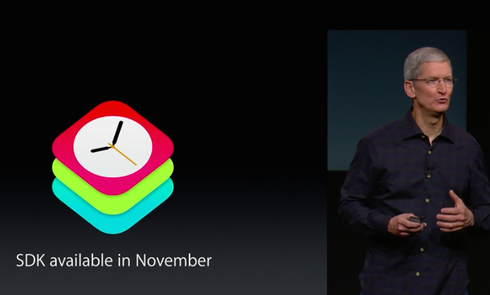 WatchKit SDK