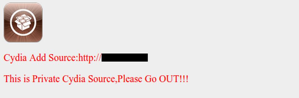 Xsser mRAT (malicious Cydia package)