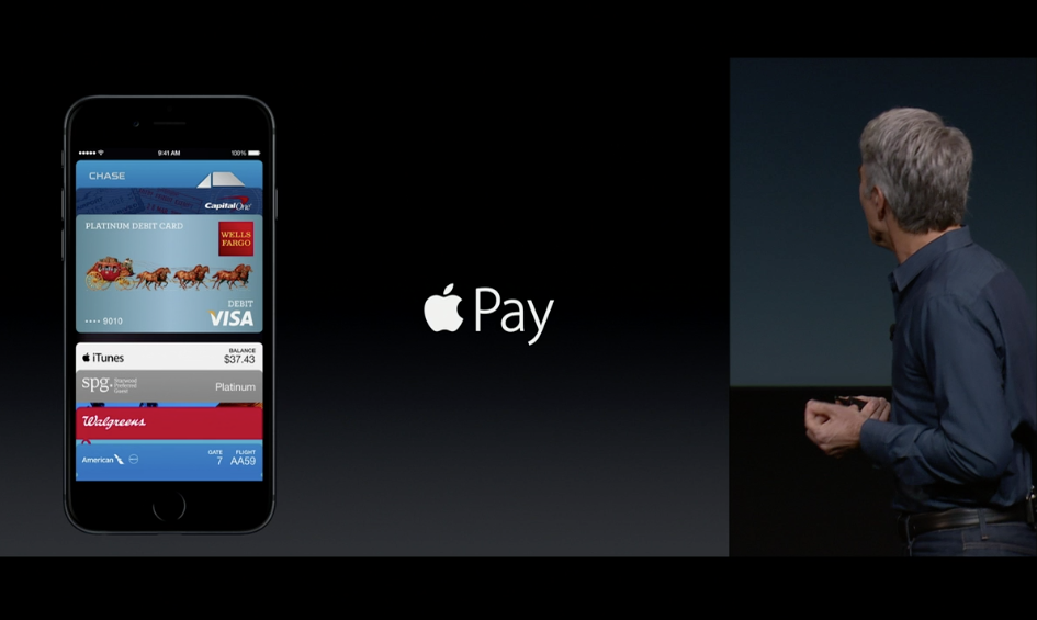 apple pay stage