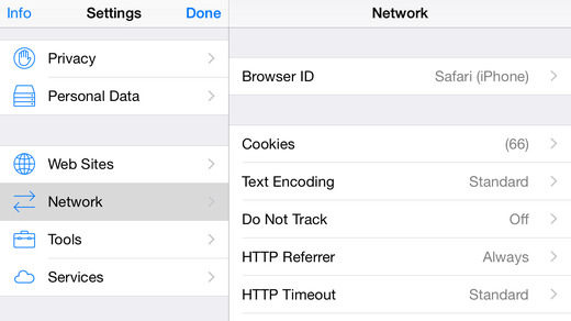iCab Mobile 8.5 for iOS (iPhone screenshot 003)
