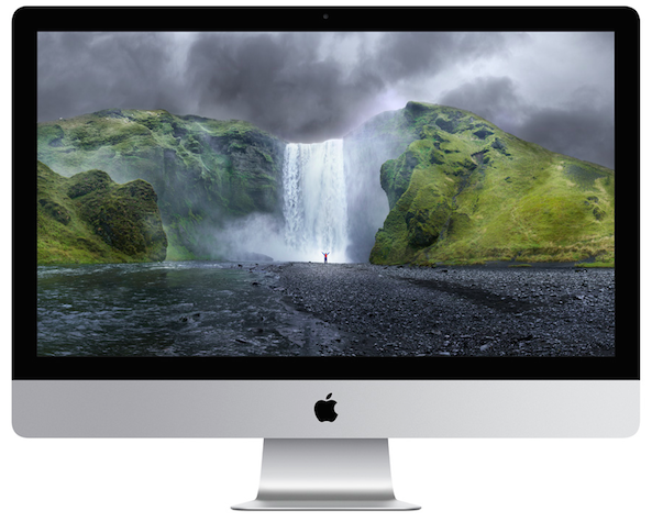 iMac 5K Screen Wallpaper