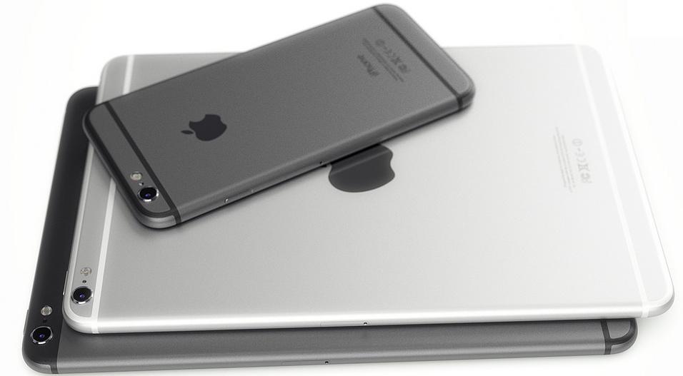 iPad Air 2 concept (Martin Hajek 003)