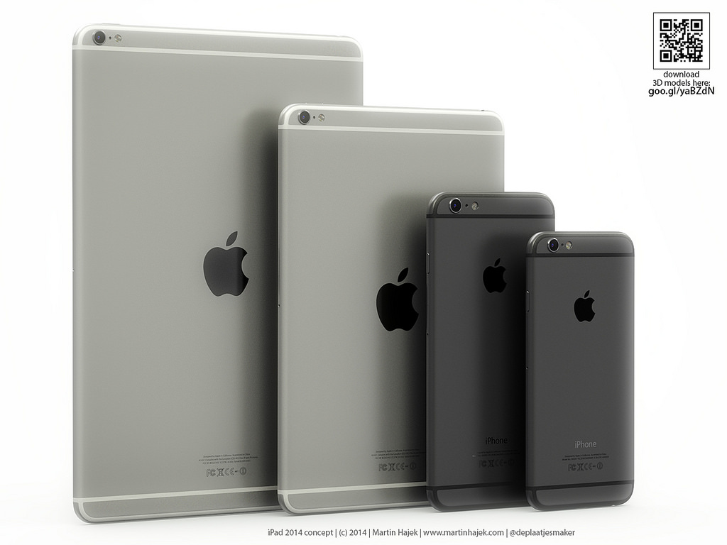 iPad Air 2 concept (Martin Hajek 004)