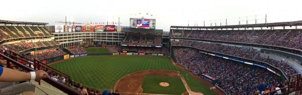 my photo arlington ballpark