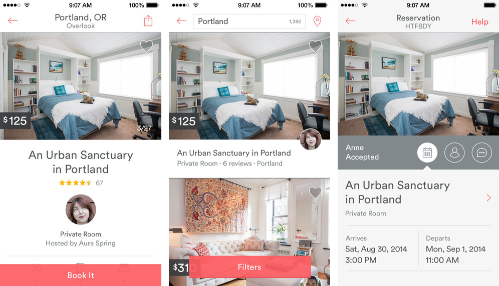 Airbnb 4.5.1 for iOS (iPhone screenshot 001)