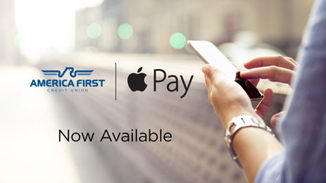 America First Credit Union (Apple Pay available)